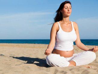 bai-tap-yoga-Một số bài tập thể dục nhẹ cho mẹ vừa sinh