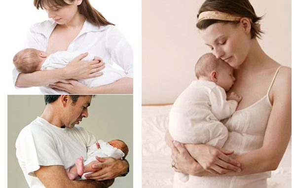 Bí quyết chăm sóc trẻ sơ sinh một tháng tuổi.