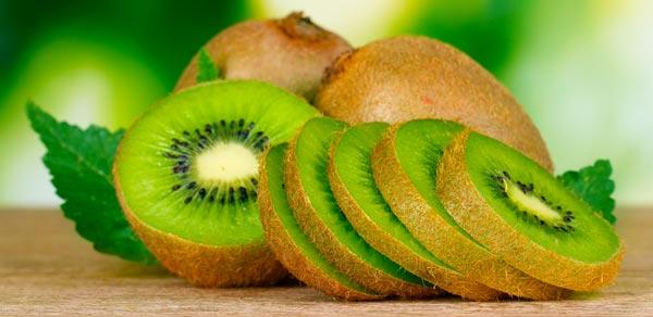 kiwi_Những loại trái cây tốt cho bà bầu.