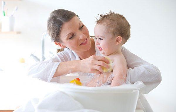 Cách trị rôm sảy cho bé sơ sinh