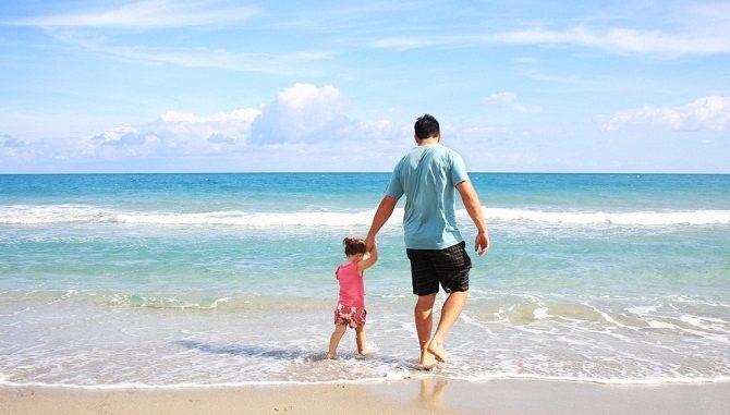 Dấu hiệu chứng tỏ bạn là một người cha tốt.