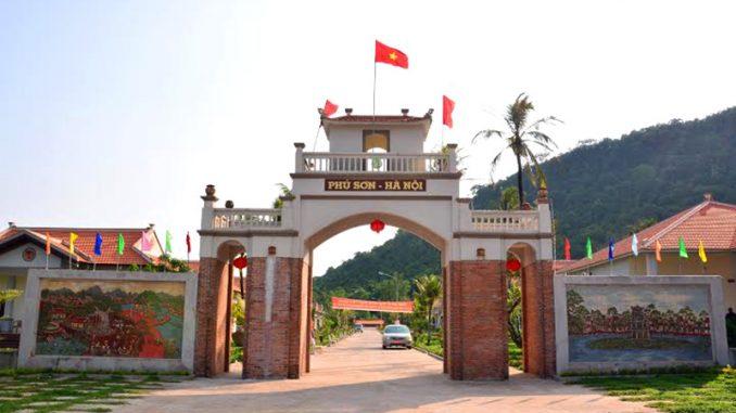 phu-son-ha-noi-resort Gợi ý 6 resort tốt dành cho gia đình tại Hà Nội