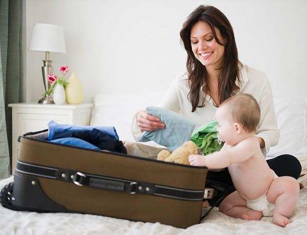 Kinh nghiệm đi du lịch cho mẹ và bé