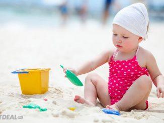 Danh sách các món đồ cho bé vào mùa hè
