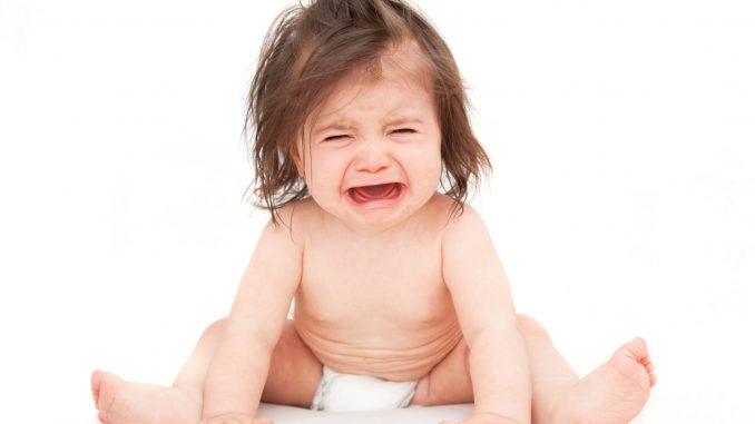 Những triệu chứng nhận biết trẻ bị dị ứng sữa