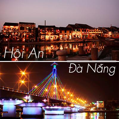 Da Nang – Hoi An-4 địa điểm du lịch cho gia đình vào dịp Tết Tây mà bạn không thể nào bỏ qua.