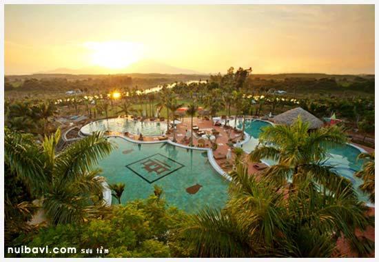 asean-resort Gợi ý 6 resort tốt dành cho gia đình tại Hà Nội