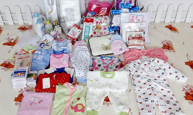 Các món đồ sơ sinh mẹ cần chuẩn bị cho bé cưng.