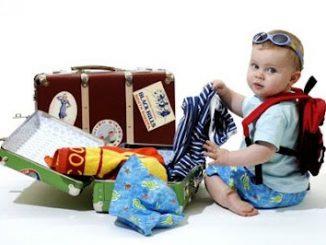 Những vật dụng cần thiết cho một chuyến đi du lịch.