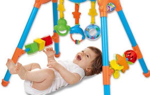 Một số món đồ chơi an toàn cho bé sơ sinh