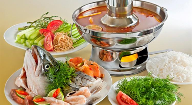 Cách làm lẩu ngọt hải sản thơm ngon