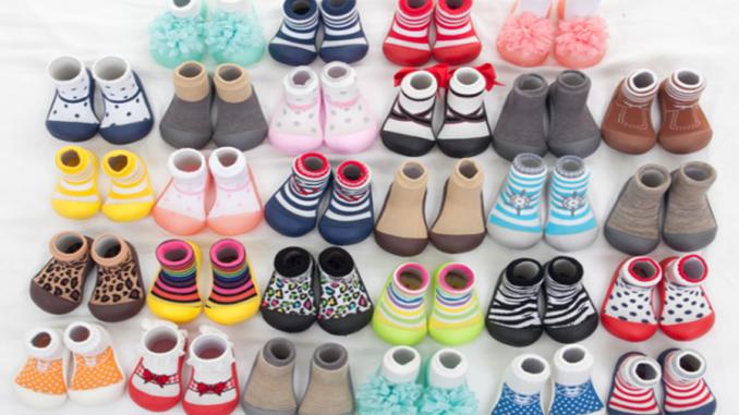 model-attipas-Giày thời trang cho bé sơ sinh