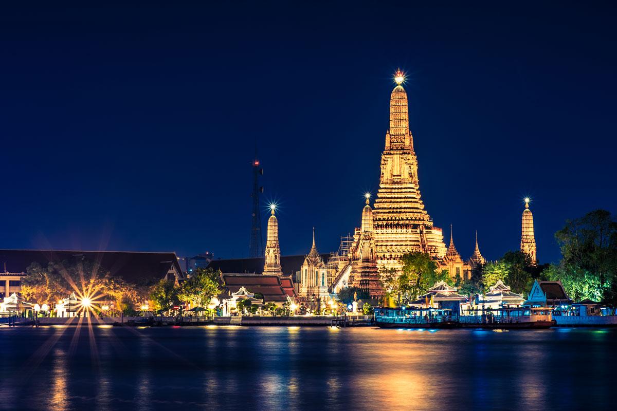 bangkok- Những địa điểm du lịch nước ngoài phù hợp cho gia đình