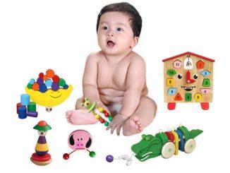 Bí quyết lựa chọn đồ chơi an toàn cho bé