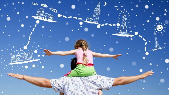 6 lý do ba mẹ nên cho con đi du lịch nước ngoài